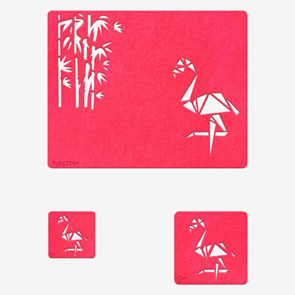 Flamingo Amerikan Servis Set