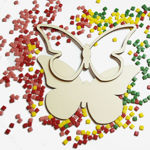 Kelebek Mozaik Puzzle, Mozaik Yapboz resmi