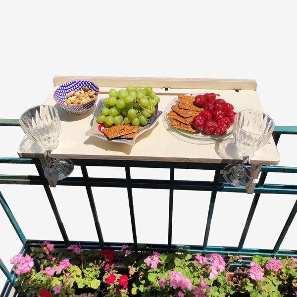 Keja Balkon Masası, Balkon Bar Masası resmi
